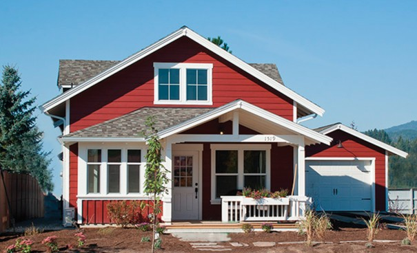Small scale living in a large scale world for Finehomebuilding com houses
