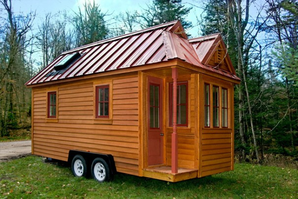 We The Tiny House People Lowering The Bar On Consumerism