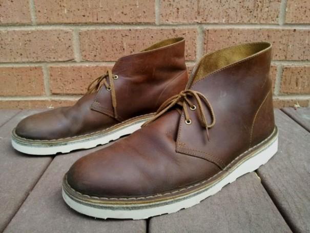 resoling clarks desert boots