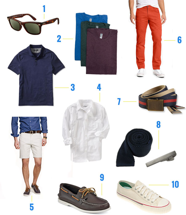 Male Fashion Essentials